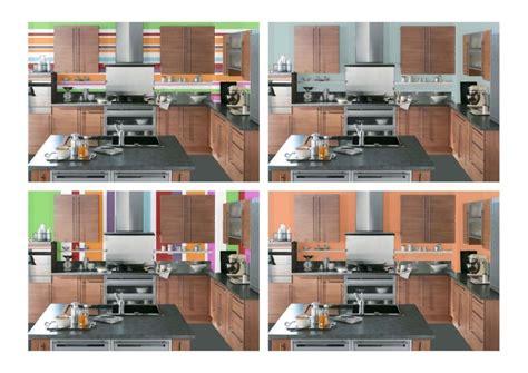 simulation couleur cuisine simulation de couleur pour ma cuisine ciabiz com