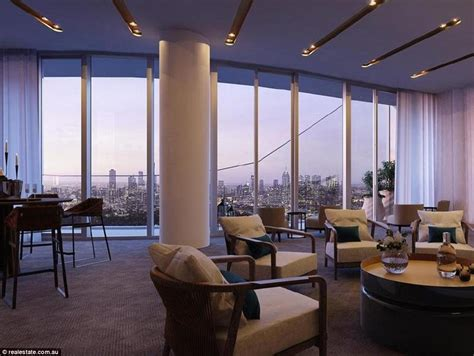 Luxurious Yet Liveable Penthouse by Inside The Most Stunning And Luxurious Penthouses In