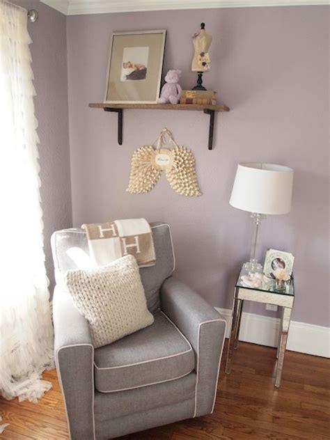 mila s purple gray modern project nursery