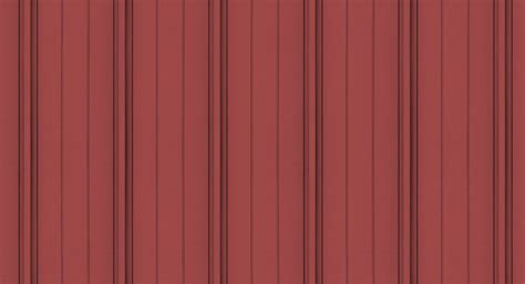 Red Metal Roof Texture