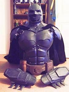 The, Ultimate, Arkham, Origins, Batman, Suit, Is, Fabricated