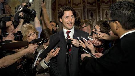 justin trudeau teaching resume en canad 225 un sondeo muestra a los liberales de trudeau por encima de los conservadores