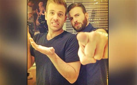 Scott Evans' Reaction To Chris Evans' N*de Pic Leak Is ...