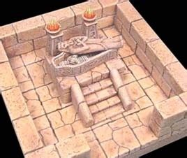 floor ls egypt tab032 coffin stand dungeon tabletop buildings