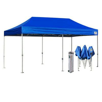 ez pop  canopy outdoor commercial weeding party tent wwheeled bag ebay