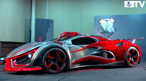 Inferno Exotic Car, El Ultradeportivo De Diseño Mexicano