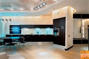 High-Tech Kitchen Design