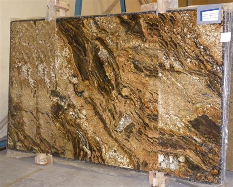 magma gold sedma granite slab sold by milestone marble