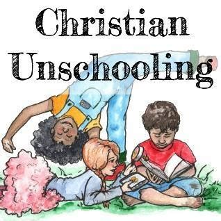 Christian Unschoolingcom  Home Facebook