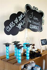 a with these diy mini graduation hat favors evite