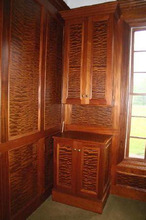pommele makoremakore panelsmakore cabinetsgame room