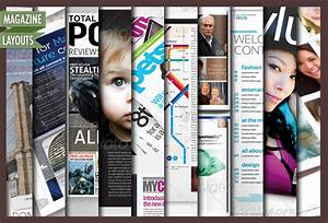 magazine layout templates free download - 10 full magazine layout templates for indesign and