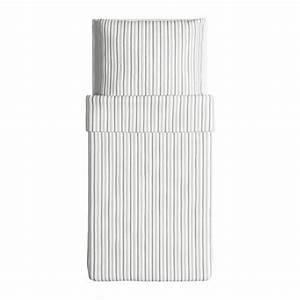 Ikea Bettwäsche 140x200 : sch ne bettw sche aus baumwolle grau 140x200 von ikea bettw sche ~ Orissabook.com Haus und Dekorationen