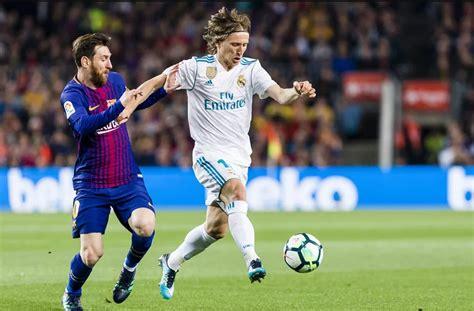 Barcelona vs Real Madrid EN VIVO: primer round por las ...