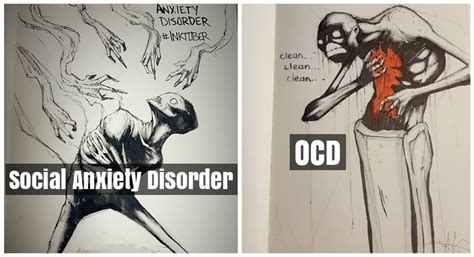 artist turned mental illness  disorders
