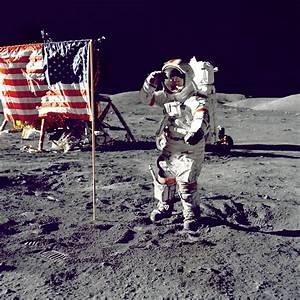 """Gene Cernan: """"Always Shoot for the Moon"""" Part III Finale ..."""