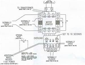 Contactor Overload Wiring Diagram   33 Wiring Diagram Images
