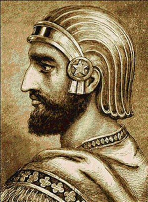 Historical Iranian Sites And People Cyrus The Great
