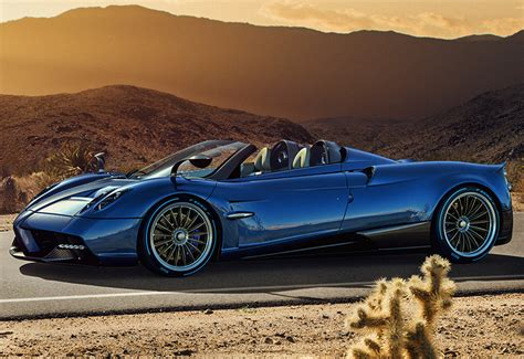 2018 Pagani Huayra Roadster Specifications Photo Price