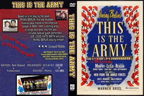 this is for the cover this is the army dvd custom covers insert2