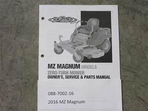 Bad Boy Mower Parts - 088-7002-16