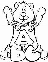 Coloring Bear Care Pages Grumpy Pe Infernape Bears Teddy Printable Abc Letters Getcolorings Sheets Print Getdrawings Clip Ingrahamrobotics Colorings sketch template