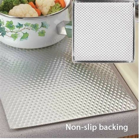 Kitchen Mats Australia by Counter Mats Insulated Mats Protect Countertops Non