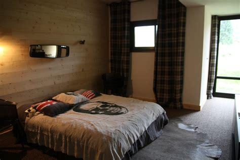 chambre deco bois deco chambre en bois visuel 5