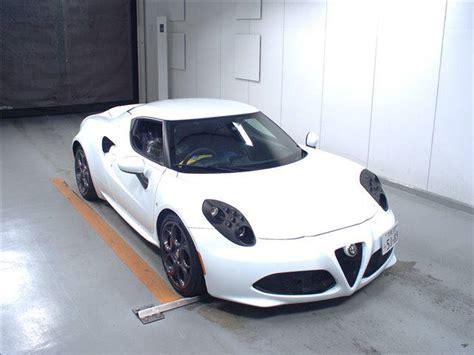 Buy/import Alfa Romeo (2015) To Kenya From Japan Auction