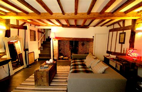 Seagate Cottage Hastings Old Town: Inside Seagate Cottage