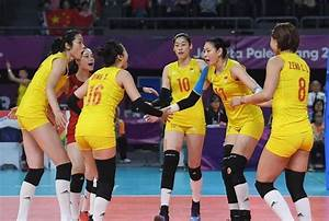 China beats South Korea at Asiad women's volleyball match ...