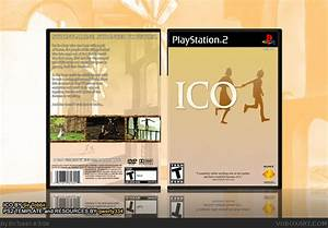 ICO PlayStation 2 Box Art Cover by Sir Tobbii