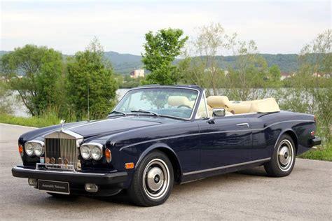rolls royce corniche cabrio galerie rolls royce corniche cabriolet 1976