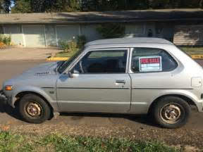 1978 Honda Civic For Sale by 1978 Honda Civic 1200 For Sale Photos Technical