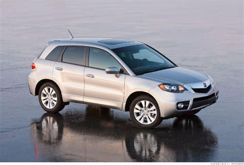 consumer reports  reliable cars upscale small suv