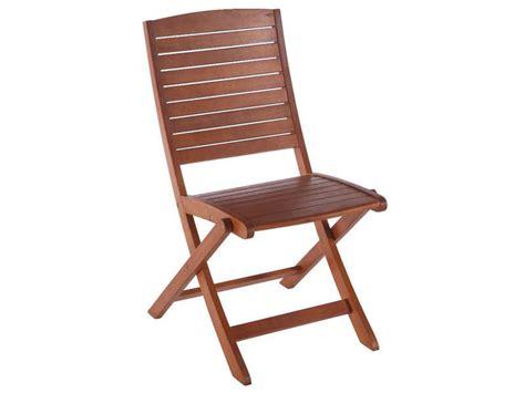 chaise pliante bois conforama chaise pliante de jardin