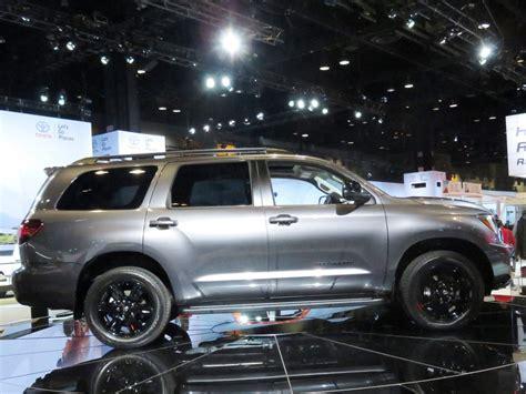 2018 Toyota Sequoia Trd Sport Revealed Kelley Blue Book