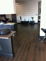 Hair Salon Flooring