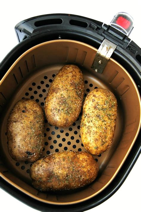 fryer air potatoes baked oven easy cooked baking these tender skin crispy certainly longer babies minutes taken traditional would they