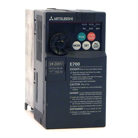 Mitsubishi Variable Frequency Drive by Mitsubishi Fr E720 050 Na Variable Frequency Drive