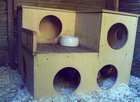 Haus Für Meine Kaninchen Kaninchen