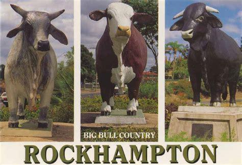big bull country rockhampton  queensland