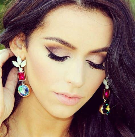 pin  stephanie aponte  makeup beauty bybel beautiful makeup carli bybel makeup