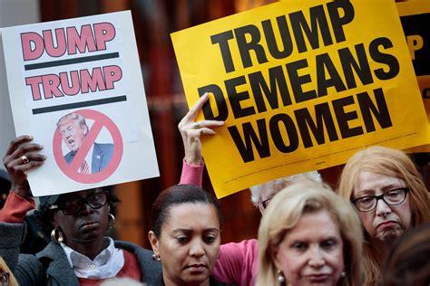 women  helped donald trump win vox
