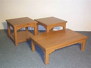 coffee tables ideas top oak coffee table and end tables With small mission coffee table