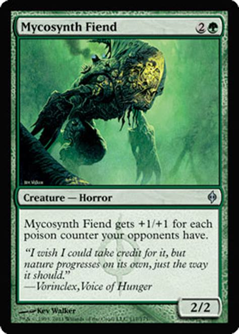 Kiln Fiend Infect Deck by Hybrids Magic The Gathering