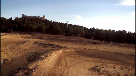Circuito Motocross Castillo de Ayud - YouTube