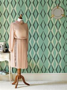 Vintage Wallpaper Ideas