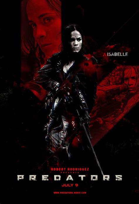 Predators (2010) New Movie Posters