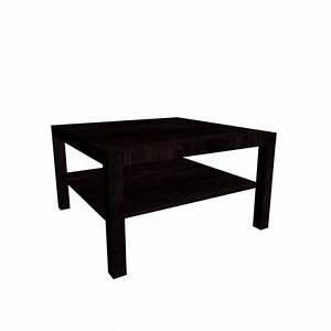 Couchtisch Lack Ikea : lack couchtisch schwarzbraun einrichten planen in 3d ~ Markanthonyermac.com Haus und Dekorationen